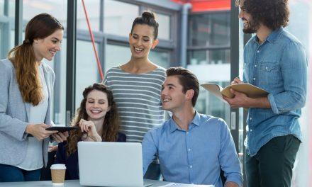 Torne seu negócio mais competitivo com uma equipe multiprofissional